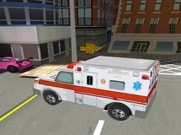 Joue Ambulance Rush 3D