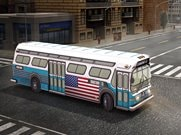 Joue àAmerican Bus 3D Parking - Bus à  garer