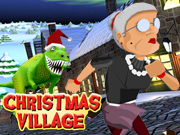 Joue àAngry Gran Run - Christmas Village