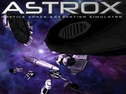 Joue Astrox: Hostile space excavation sim