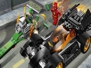 Joue Batman Demolition Derby - Lego