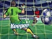 Joue àBeat The Keeper - Jeu de foot