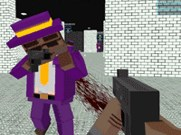 Joue Blocky Gangster Warfare