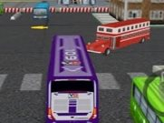 Joue Bus Parking 3D World 2