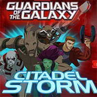 Joue à Citadel Storm – Guardians of the Galaxy