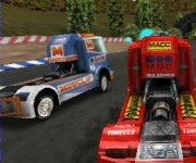 Joue à Course de camions: Super Trucks