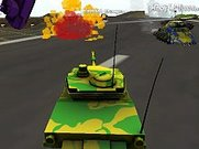 Joue Crash Drive 2 -Tank Battles
