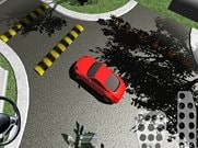 Joue àCrazy City 3D Parking