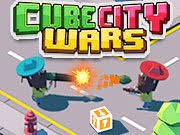 Joue à Cube City Wars