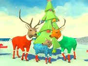 Joue à Deer Simulator Christmas