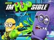 Joue Despicable Me 2: Mission impossible