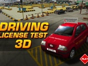 Joue Driving License Test 3D