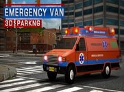 Joue à Emergency Van 3D Parking