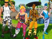 Joue àFortnite Dress Up Royale
