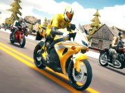 Joue à Highway Bike Simulator