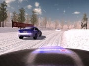 Joue à Ice Racing 3D