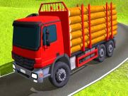 Joue Indian Truck Simulator 3D