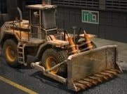 Joue Industrial Truck 3D Parking - Boteur