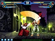 Joue à King Of Fighters