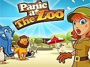 Joue à Panic at the Zoo
