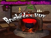 Joue Brunhildas Hut