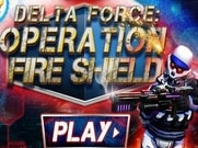 Joue à Delta Force operation fire shield