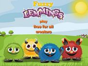 Joue à Fuzzy Lemmings