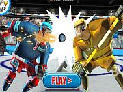Joue à Ice Hockey Heroes