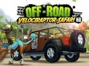 Joue à Off-Road Velociraptor Safari