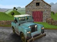 Joue à Shaun the Sheep Lamb Rover 4x4