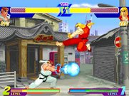 Joue àStreet Fighter Alpha