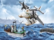 Joue Lego City: Coast Guard