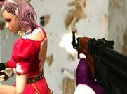 Joue Lady Shooters - FPS