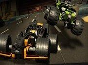 Joue àLego Technics Pullback Racers