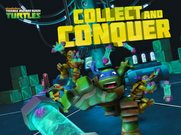 Joue àLes tortues ninja: Collect & Conquer
