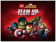 Joue àMarvel Super Heroes Team Up - Lego