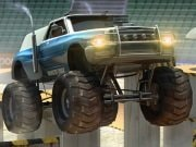Joue à Monster Truck 3D Arena Stunts