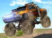 Joue Monster Truck Jam 3D Racing