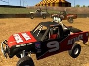 Joue àOffroad Dirt Racing 3D