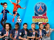 Joue àPSG Football Freestyle