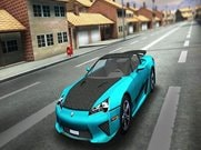 Joue Race Cars 3D Parking