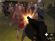 Joue Rise of the Zombies - FPS