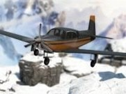 Joue Snowy Mountains Flight Stunts
