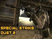 Joue àSpecial Strike - Dust 2 | FPS 3D