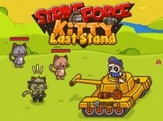 Joue à Strike force - kitty last stand