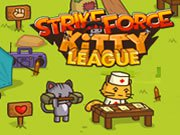 Joue àStrikeForce Kitty: League