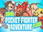 Joue àSuper Pocket Fighter Adventure