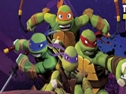 Joue àTeenage Mutant Ninja Turtles: Mouser Mayhem!