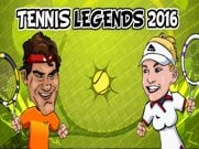 Joue àTennis Legends 2016