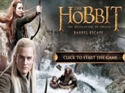 Joue à The Hobbit - Barrel Escape
